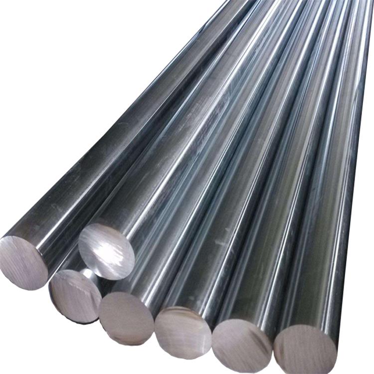 Barras de aço redondas da liga 4340.