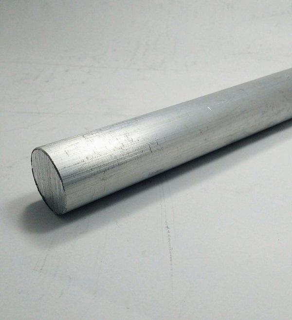 Barra de alumínio 6351 t6 redonda.