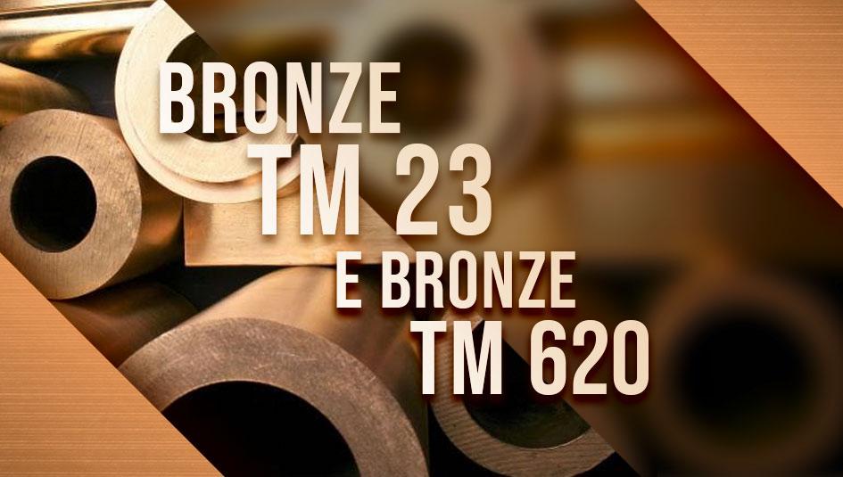 Saiba tudo sobre o bronze tm 23 e o bronze tm 620
