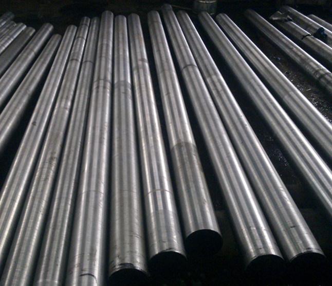 Barras de aço para ferramentas D6.