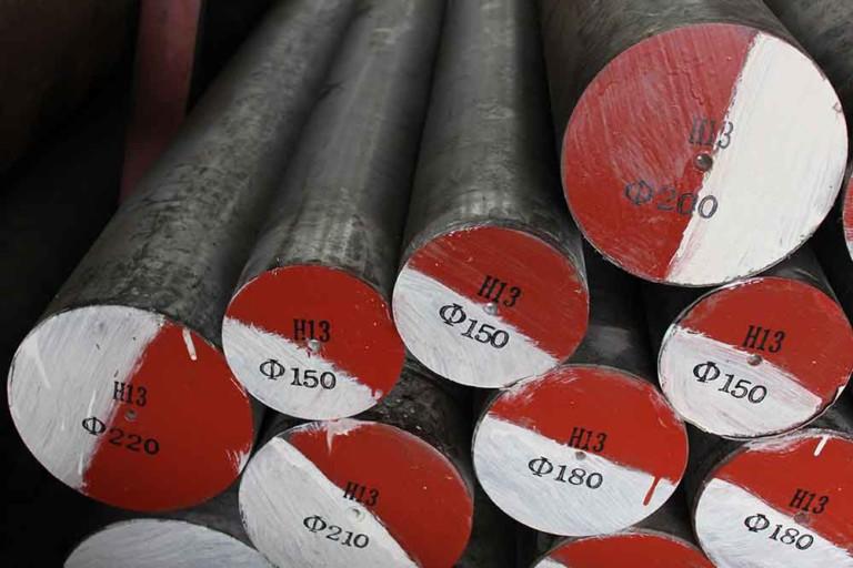Conheça as características e propriedades físicas e mecânicas do aço ferramenta H13.