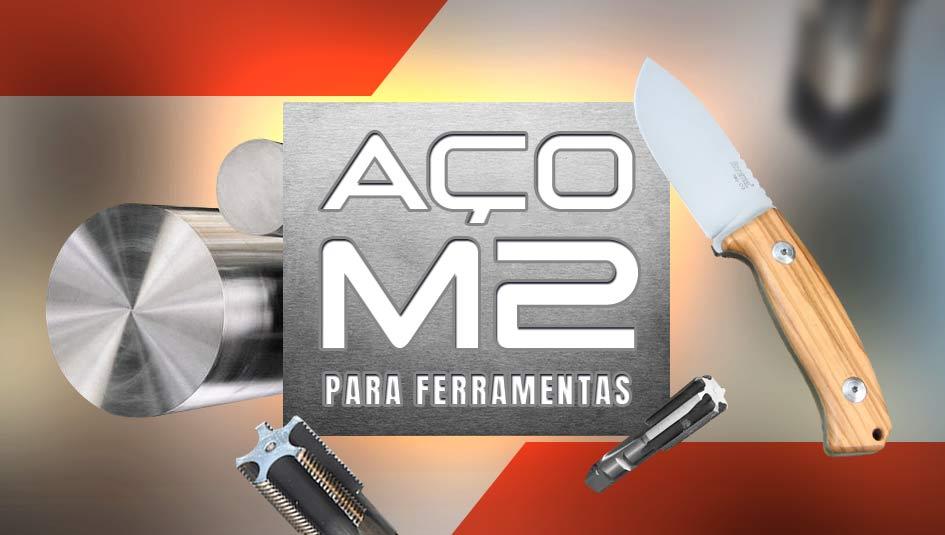 Saiba tudo sobre o aço M2 para ferramentas.