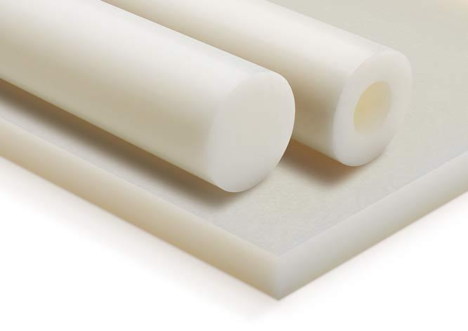 Barras de nylon 6.0.