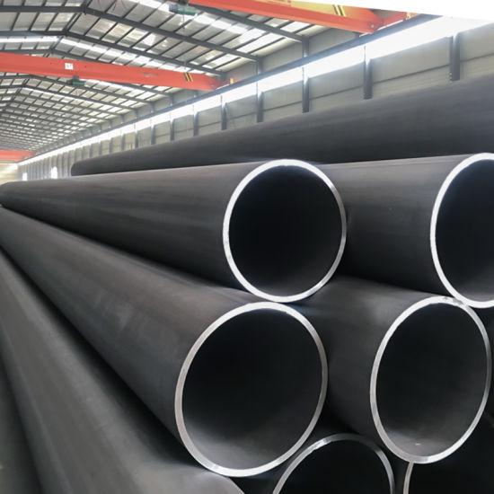 Tubos de aço 1020 com baixo teor de carbono.