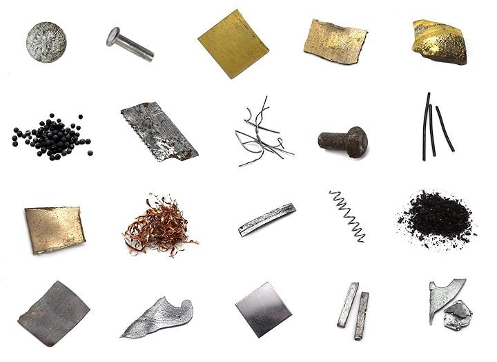 As ligas metálicas são combinações de pelo menos 1 metal com outro metal ou não metal.