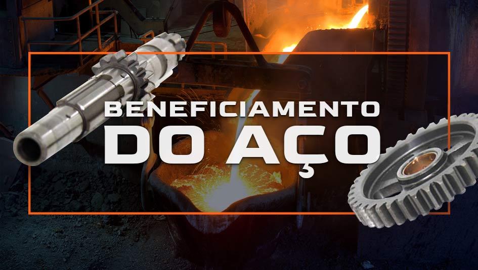Saiba tudo sobre o processo de beneficiamento do aço.