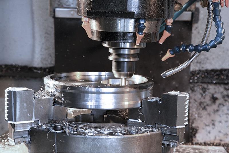 Processo de usinagem de aço