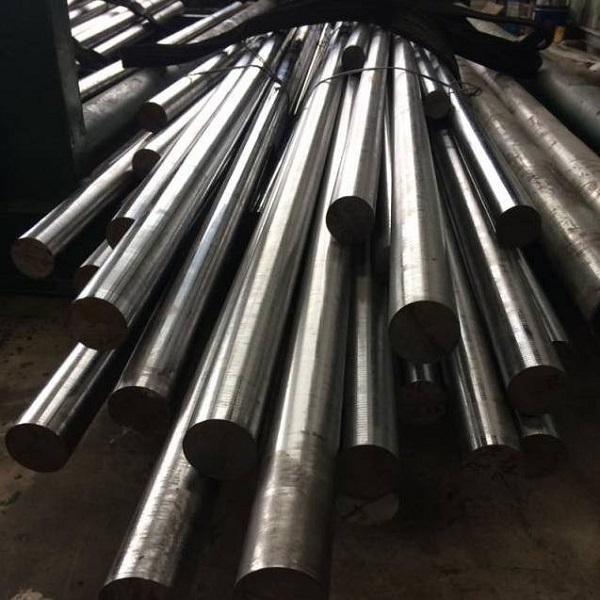 Barras redondas de aço D6 para ferramentas.