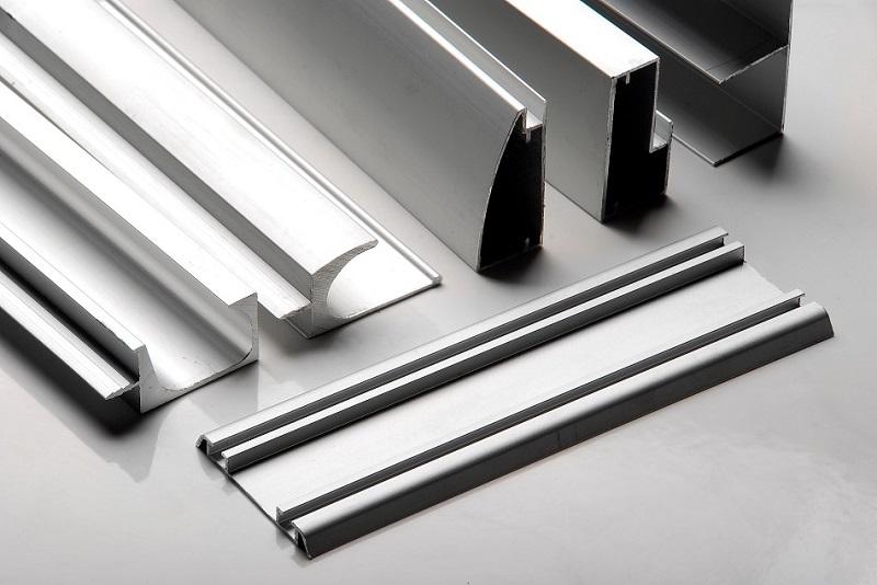 Alumínio é um dos metais sem ferro mais utilizados na indústria.