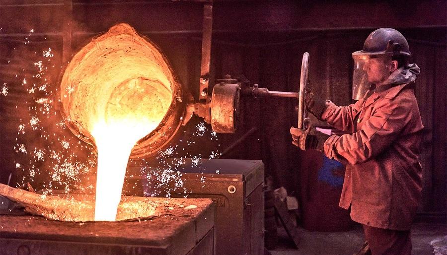 Ponto de fusão é uma das principais propriedades do aço.