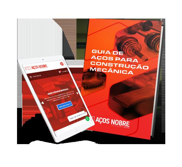 E-book grátis: Guia de Aços para Construção Mecânica